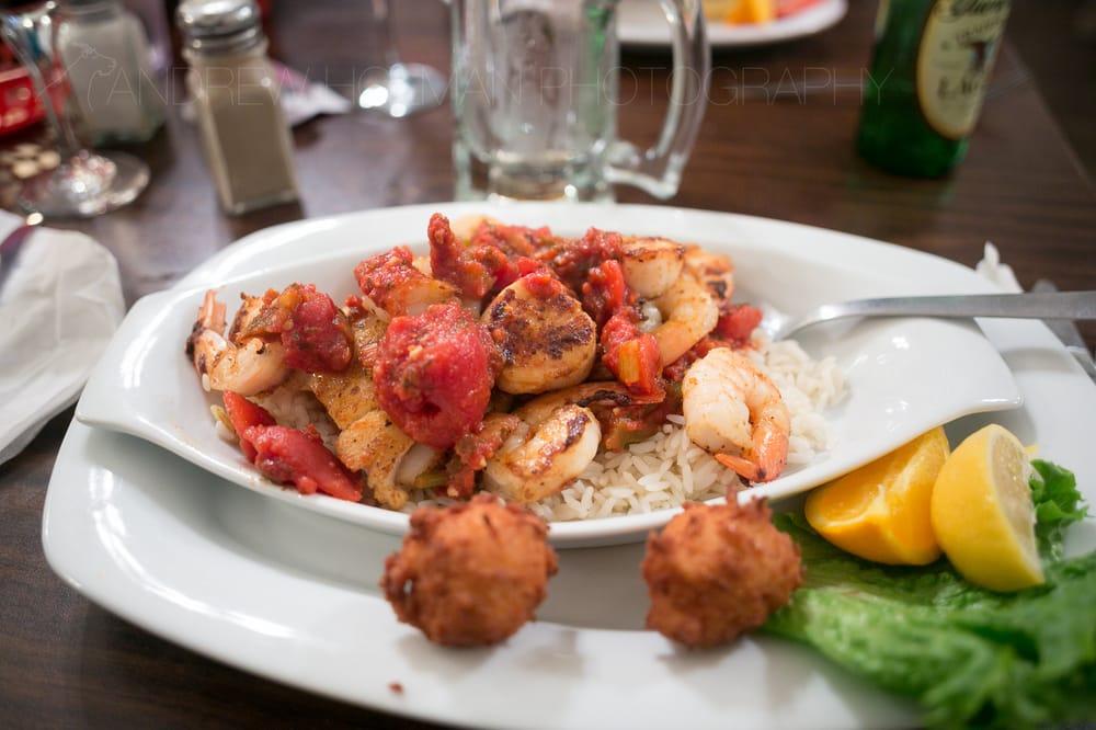 Tony S Seafood Restaurant Cedar Key Fl