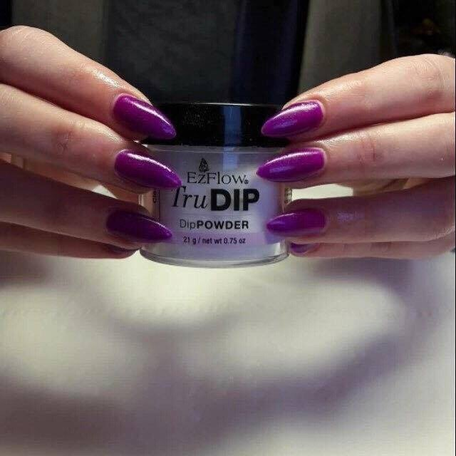 Dipping powder, now available at Nuvo Nails - Yelp
