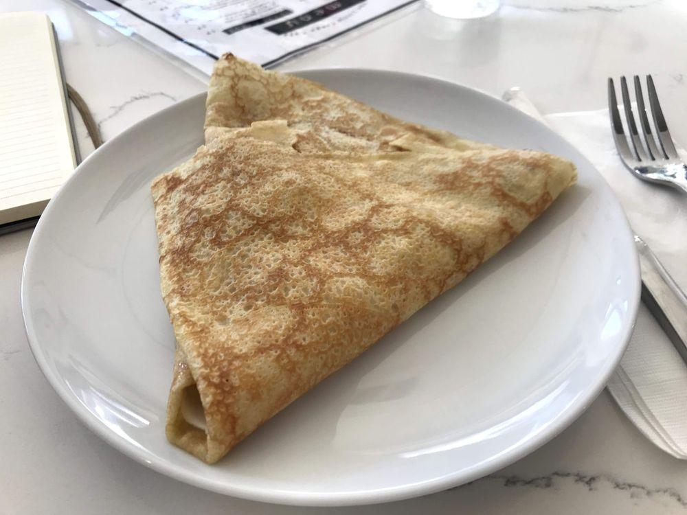 The Little Crepe Cafe: 102 Oxford St, Cambridge, MA
