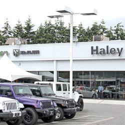 Haley Dodge Car Dealers 3050 King George Boulevard Surrey Bc