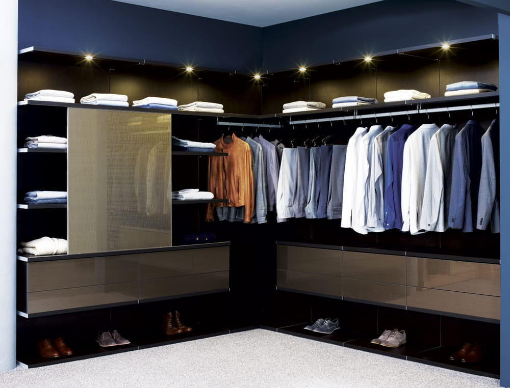 Virtuoso Closet In Venetian Wenge Lago Finish Yelp