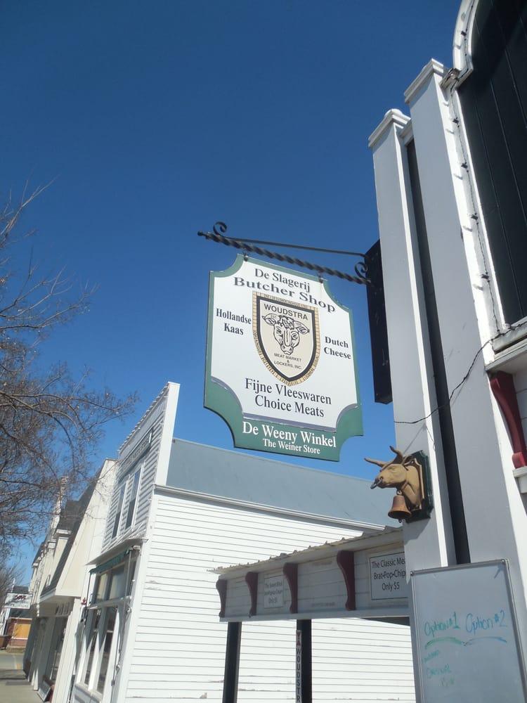 Woudstra Meat Market: 117 Central Ave NE, Orange City, IA