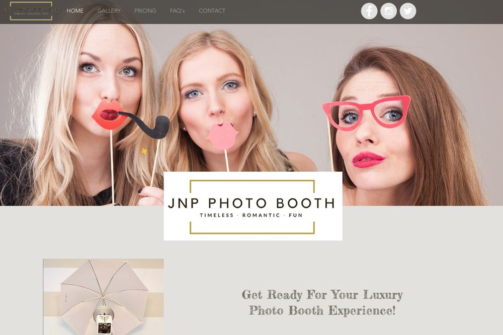 JNP Photo Booth: 1675 Main St, Lafayette, IN
