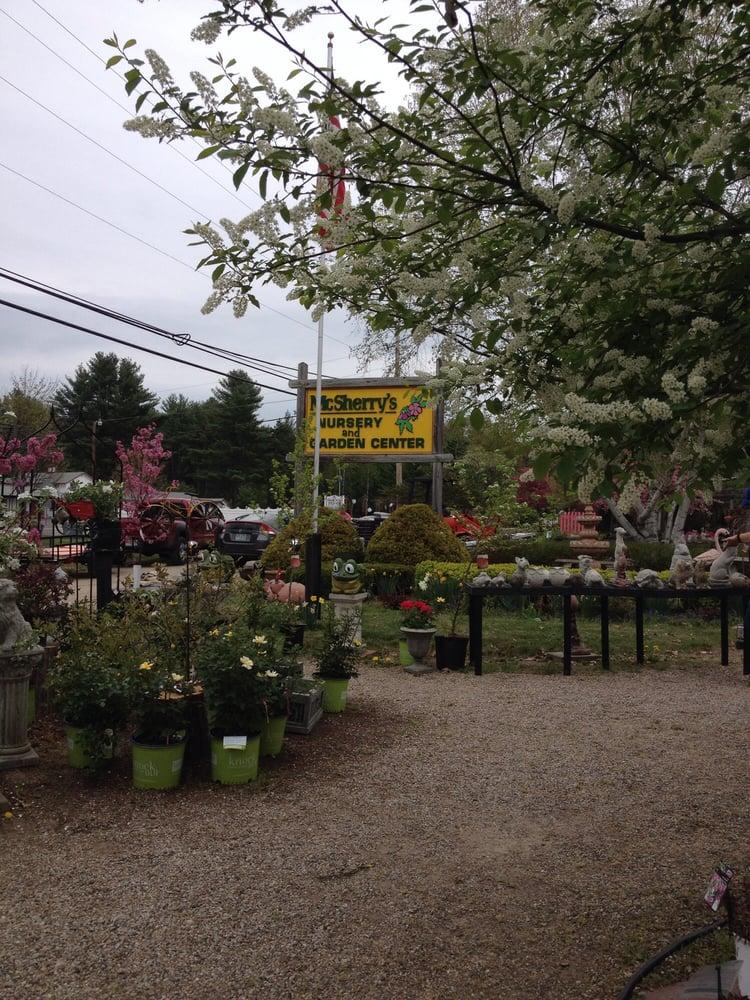 McSherry's Nursery And Garden Center: 2599 E Main St, Center Conway, NH