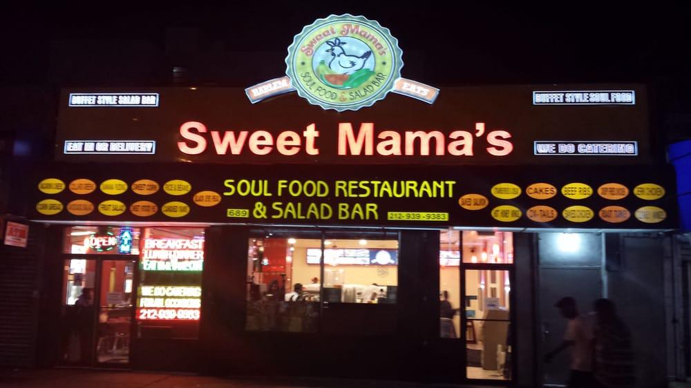 Sweet Mamas At Night Yelp