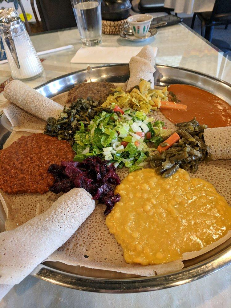 Go Jo Ethiopian Cuisine & Deli: 421 Norwood Ave Se, Grand Rapids, MI