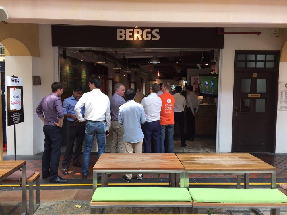 Bergs Singapore