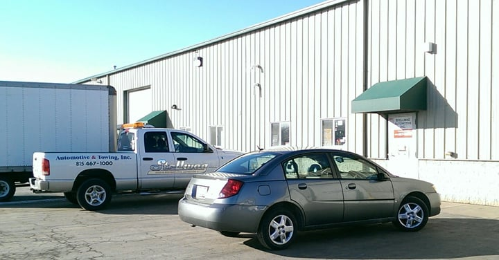 Towing business in Minooka, IL