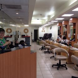 Bellissimo nails nail salons 4 welwyn rd great neck - Bellissimo hair salon ...