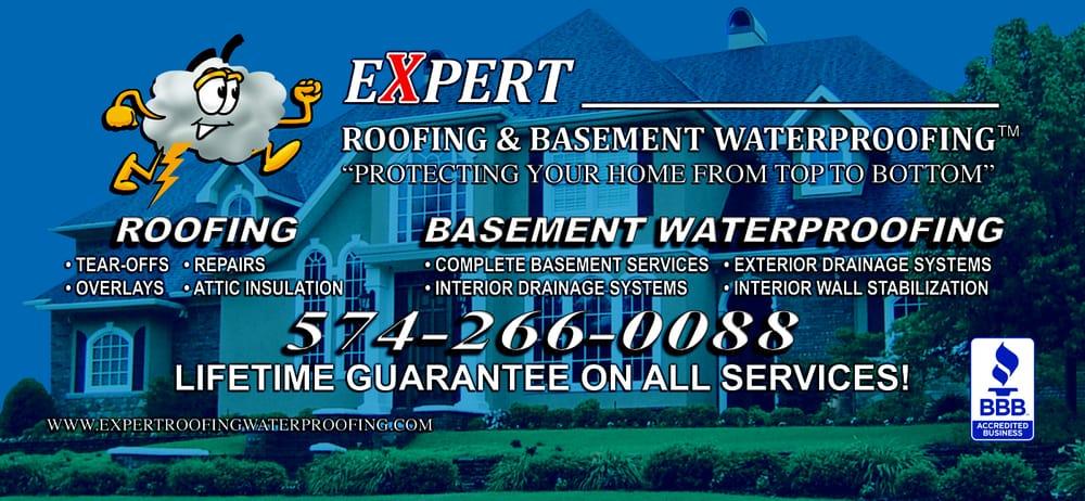 Expert Roofing U0026 Basement Waterproofing