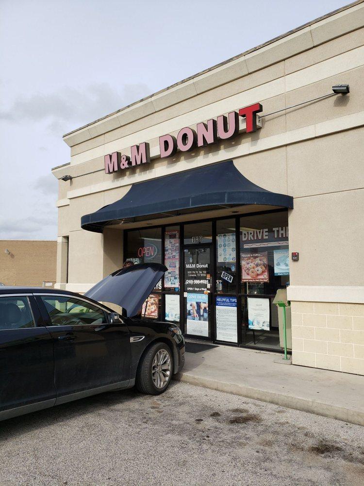 M & M Donut