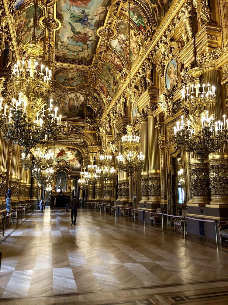 Opéra National de Paris - Palais Garnier
