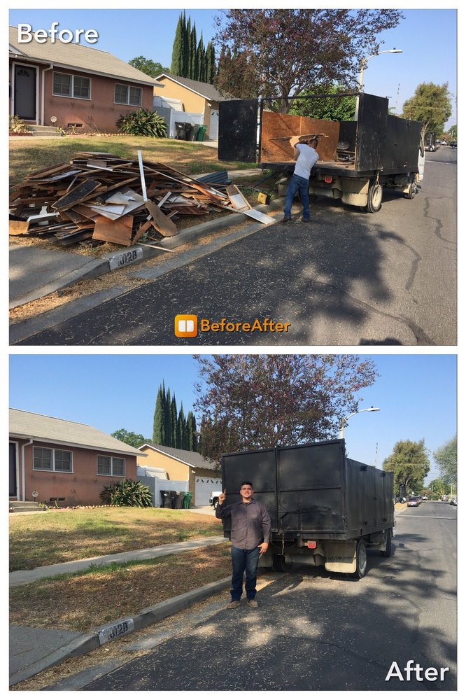 In & Out Junk Hauling Experts