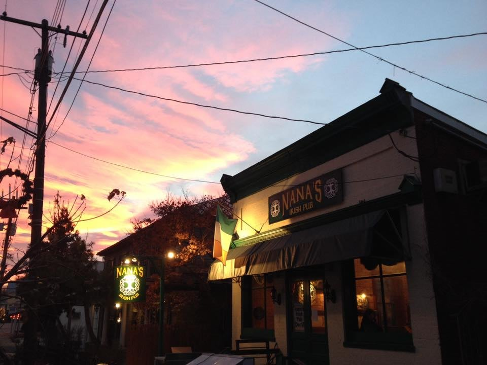 Nana's Irish Pub: 7843 Main St, Middletown, VA
