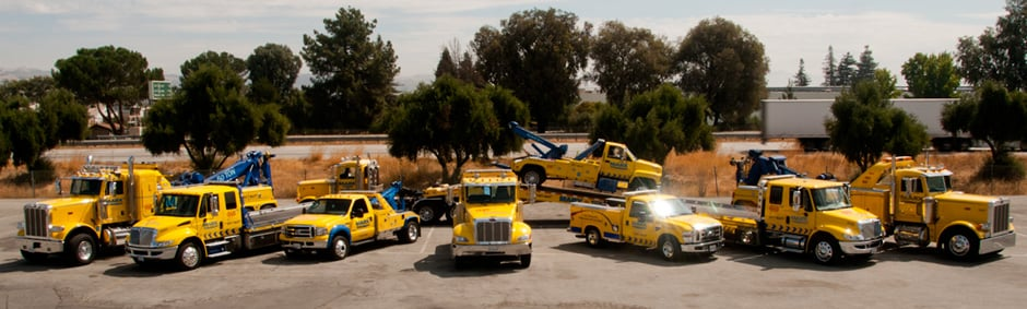 Towing business in Gilroy, CA