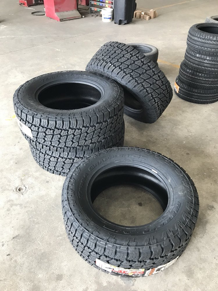 Pueblo Tires & Service: 2511 E Main St, Alice, TX
