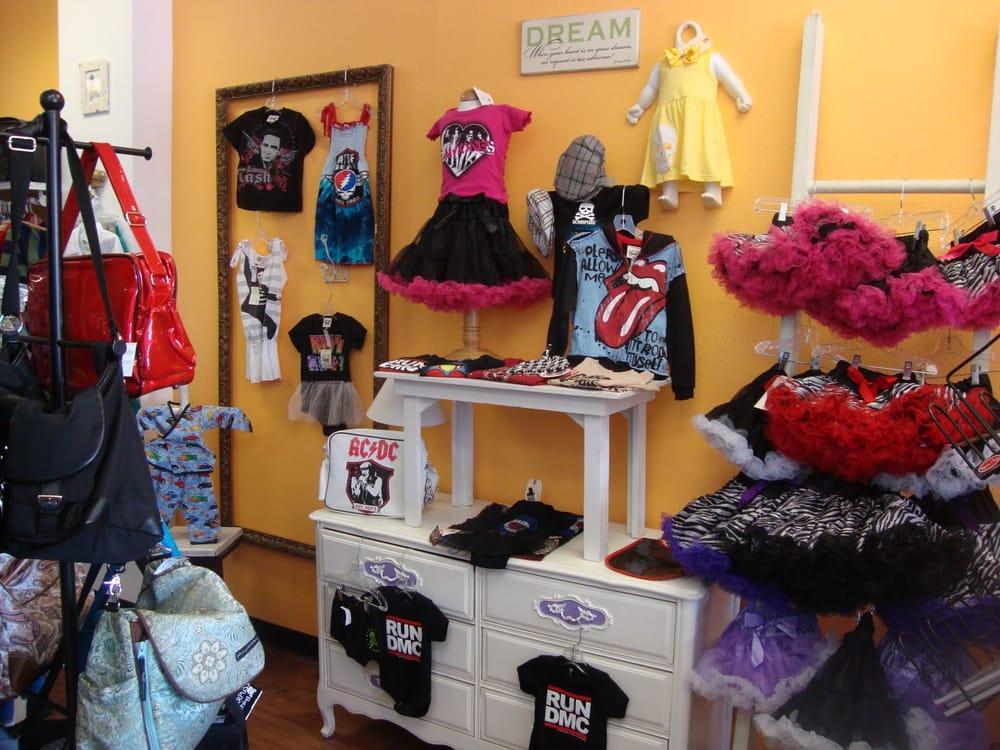 Hopscotch clothing store