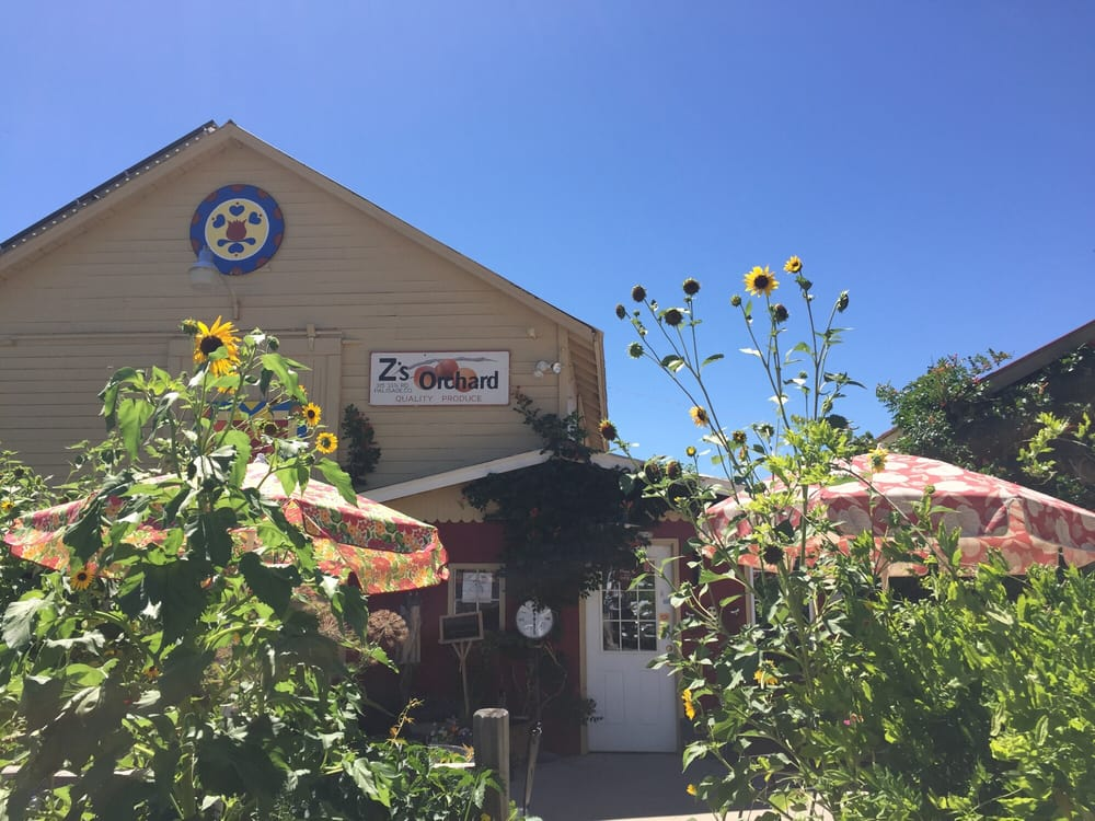 Z's Orchard: 315 33 3/4 Rd, Palisade, CO