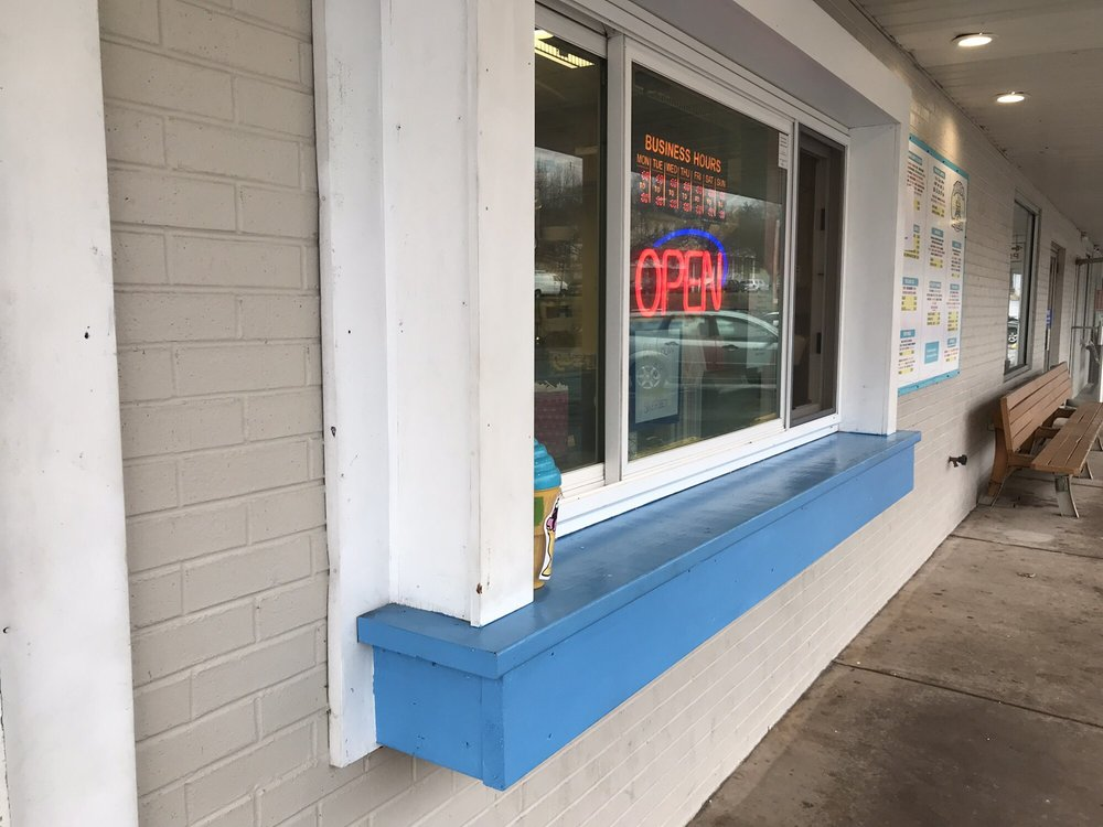 Wood's Ice Cream: 501 Main St, White Haven, PA