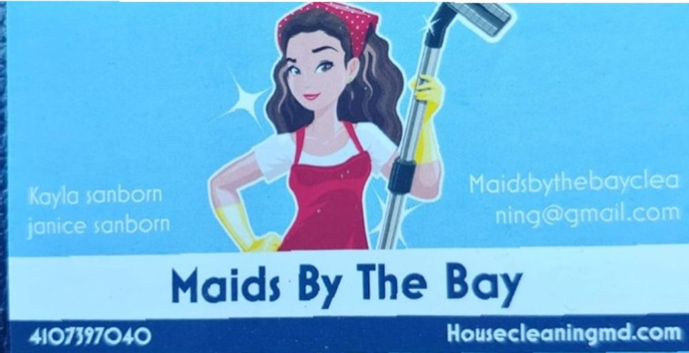 Maids by The Bay: 4312 E Pheasant Dr, Hurlock, MD