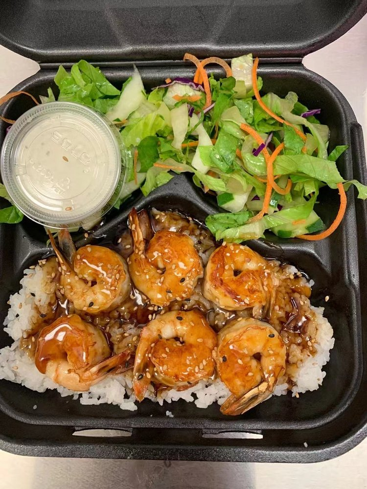 Food from Poke City