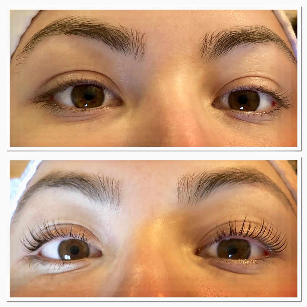 Lash Lift Lasts Anywhere From 6 10 Weeks No Damage To Your Natural