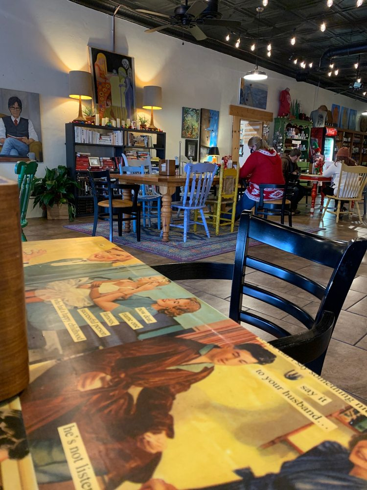 Second Street Bean: 321 2nd St, Columbia, MS