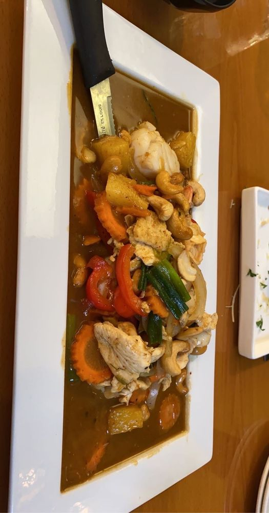 Napa Thai Cuisine: 24 N Main St, Lexington, VA