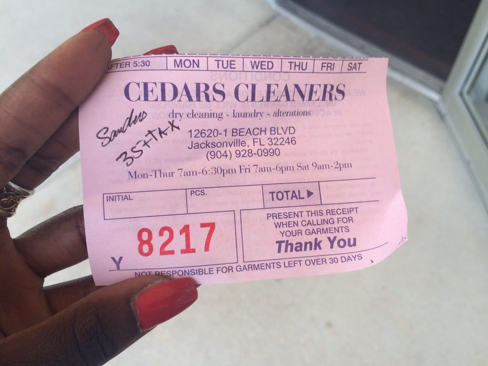 Cedars Cleaners
