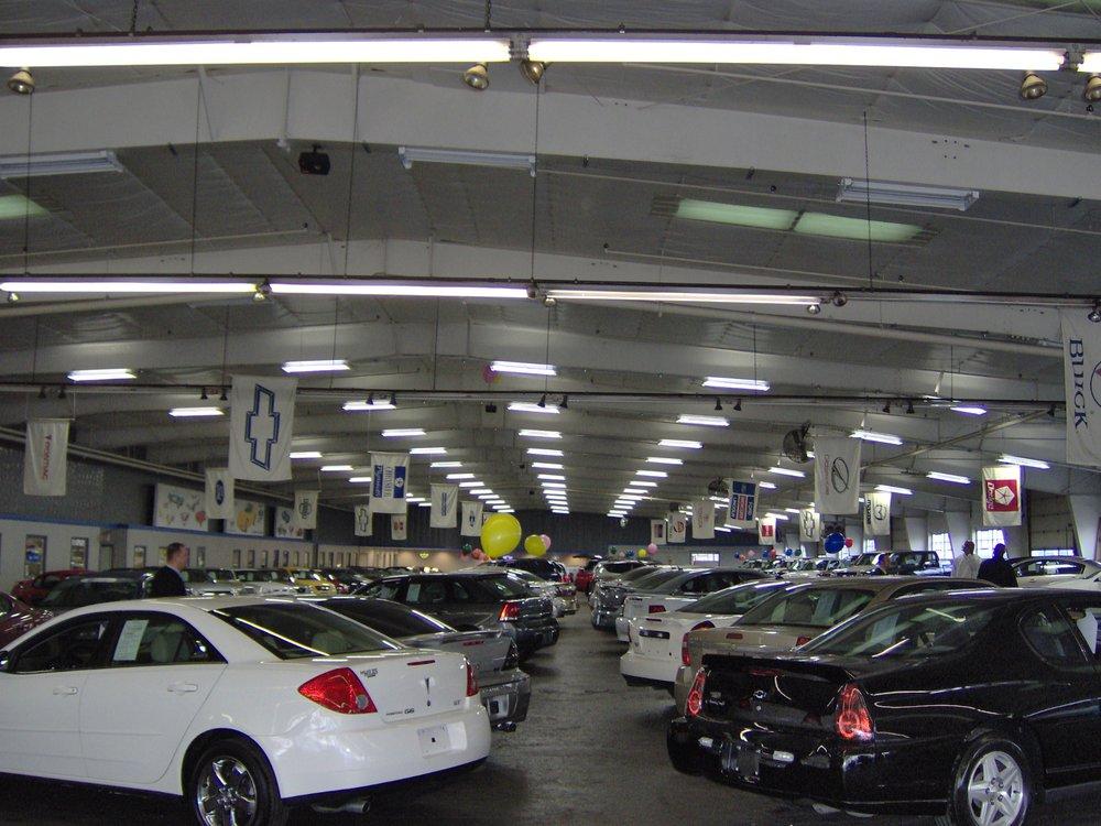 Miles Chevrolet Auto Repair 150 W Pershing Rd Decatur
