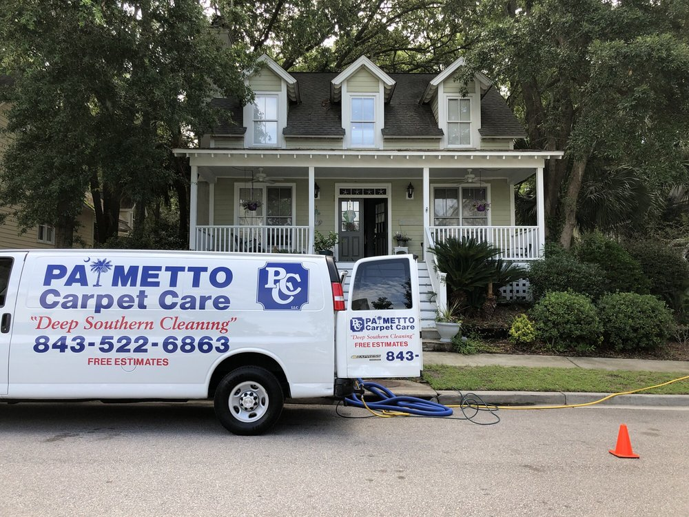 Palmetto Carpet Care Of Beaufort: 385 Sams Point Rd, Beaufort, SC