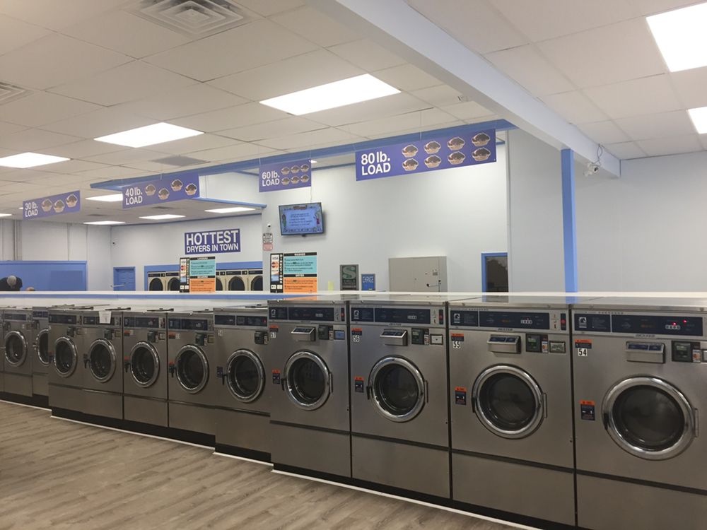 Washing Well Laundry: 1719 S Raccoon Rd, Austintown, OH