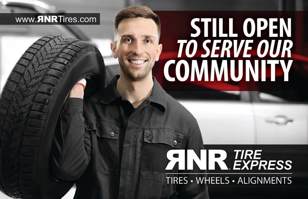 RNR Tire Express: 5320 Hinkleville Rd, Paducah, KY