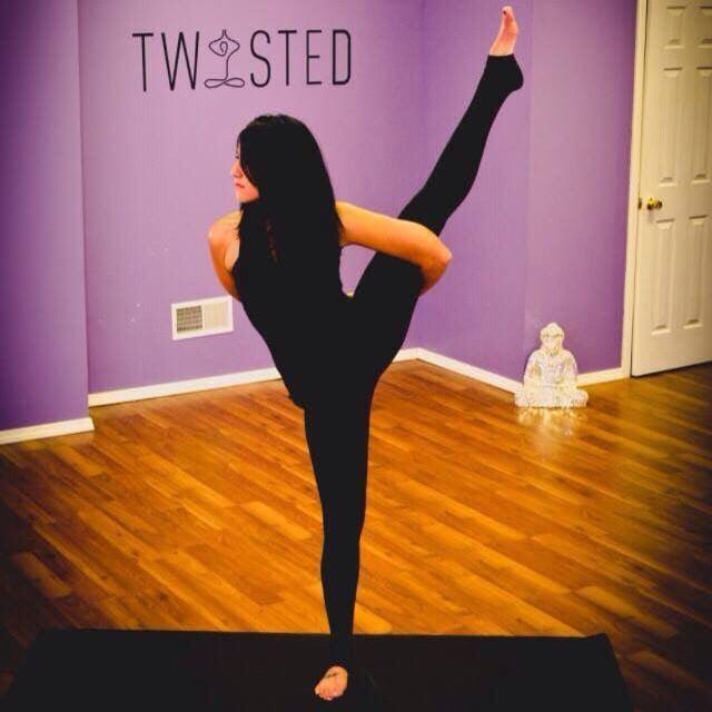 Twisted Yoga & Barre Studio: 4040 E State St, Hermitage, PA