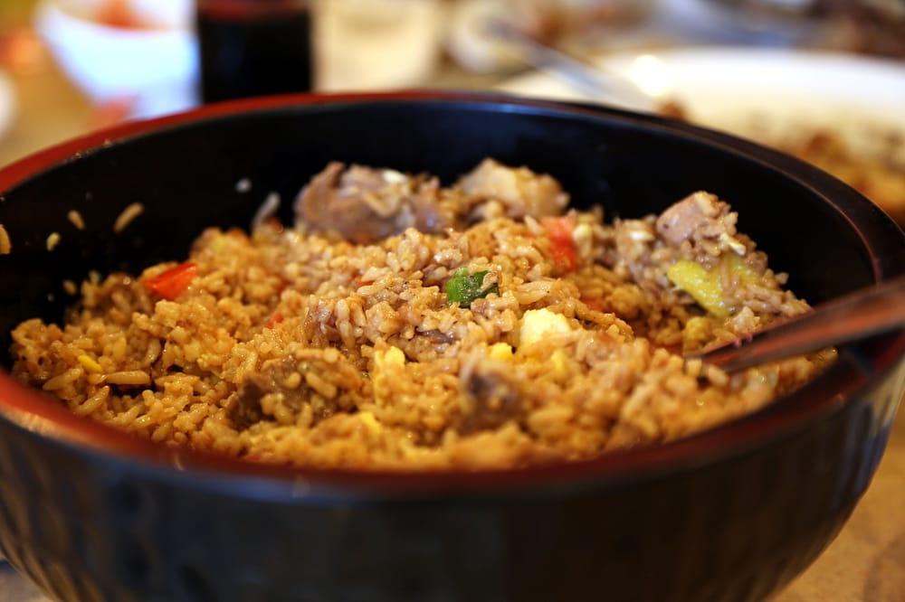 how to cook binagoongan fried rice
