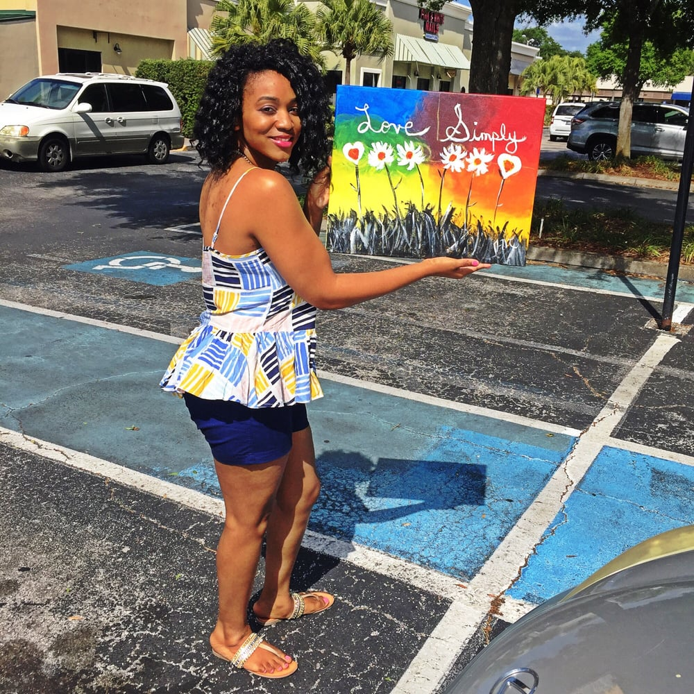 Painting with a Twist: 12926 N. Dale Mabry Hwy, Tampa, FL
