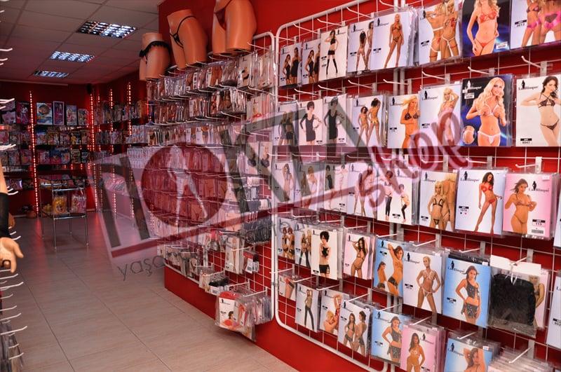 Фото секс шопа