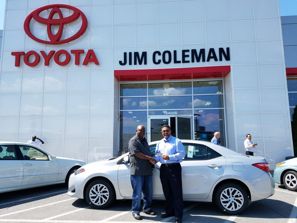 Jim Coleman Toyota