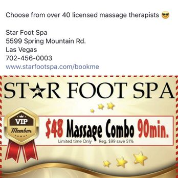 Star Foot Spa - 2019 All You Need to Know BEFORE You Go (with Photos