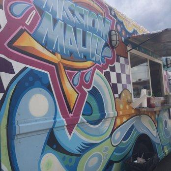 Mission Mahi Food Truck Pittsburgh