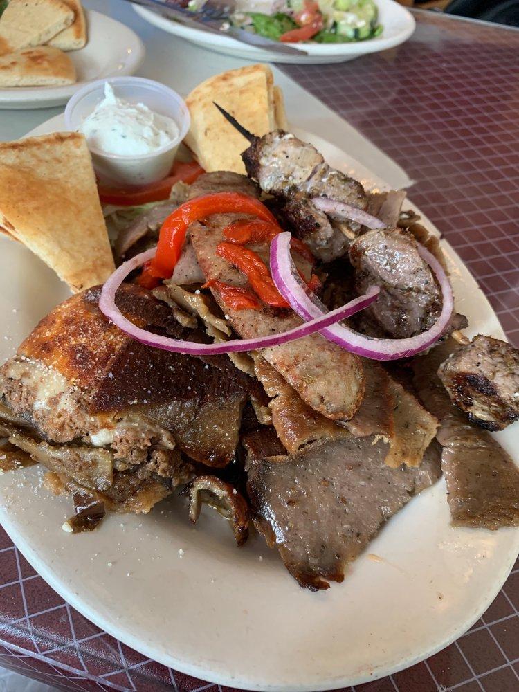 Zorba's Greek Cafe: 1501 Preston Rd, Plano, TX