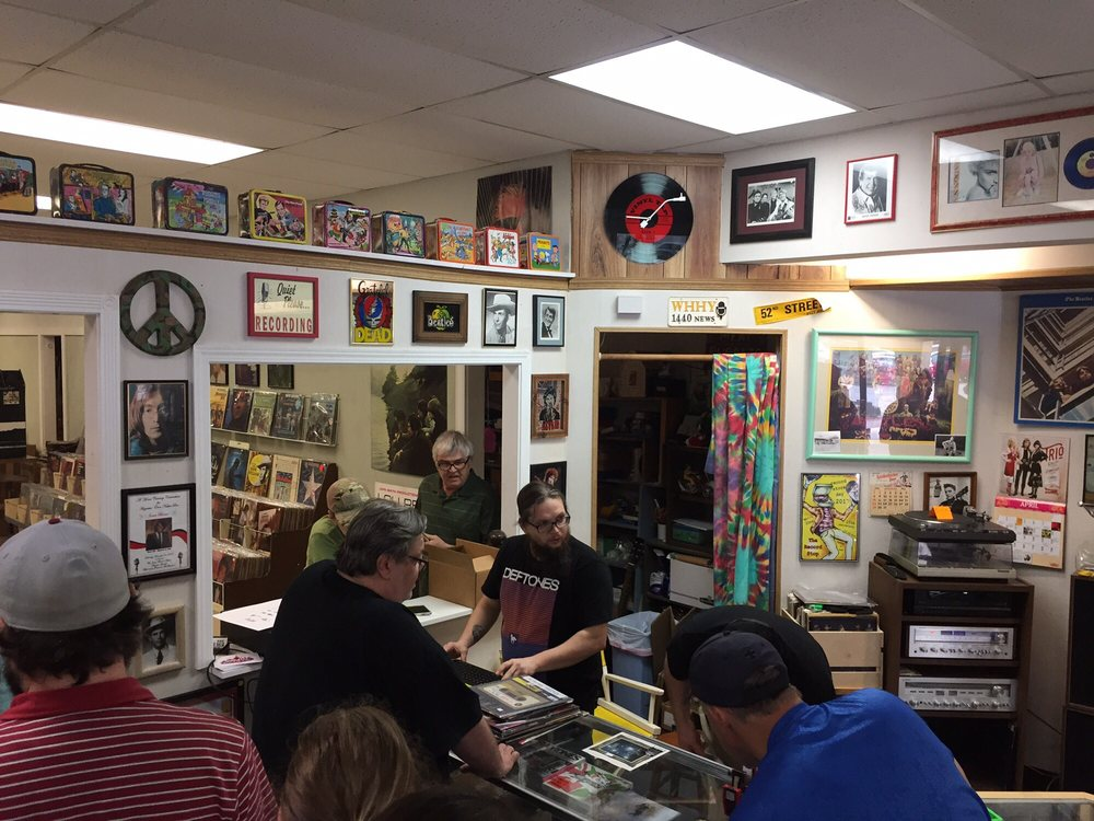 The Record Stop: 415 Coliseum Blvd, Montgomery, AL