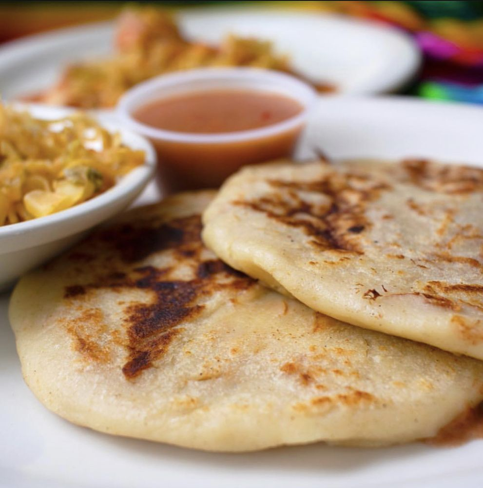 Pupusa's Truck: 2830 Crater Lake Hwy, Medford, OR