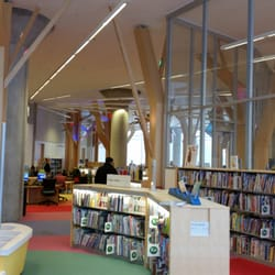 Minneapolis Central Library Study Room