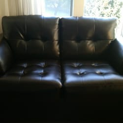 Perfect Photo Of Furniture Showcase   Fremont, CA, United States. Comfy, Leather  Blend