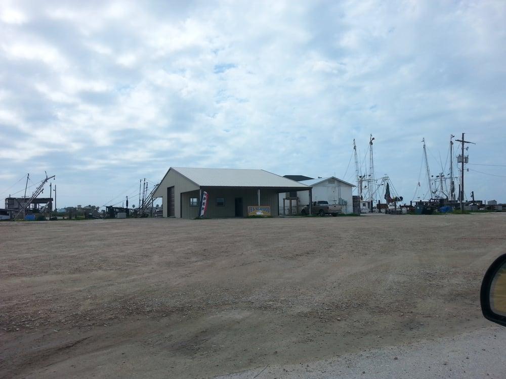 J B's Seafood: 1263 W Canal Dr, Port Bolivar, TX