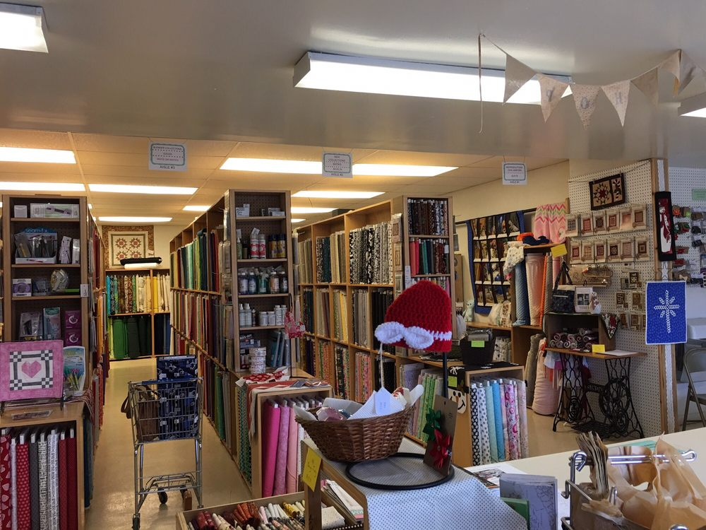 Mary Lee's Fabric Shop: 129 E Main St, Allensville, PA