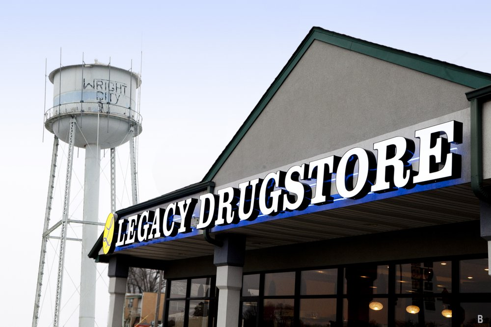 Legacy Drugstore: 13000 E Veterans Memorial Pkwy, Wright City, MO
