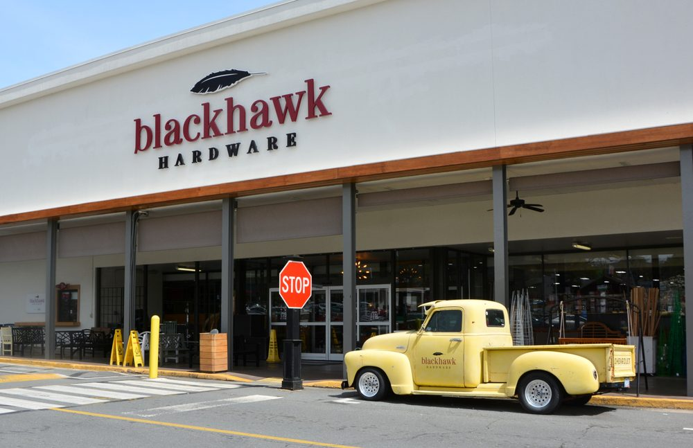 Blackhawk Hardware