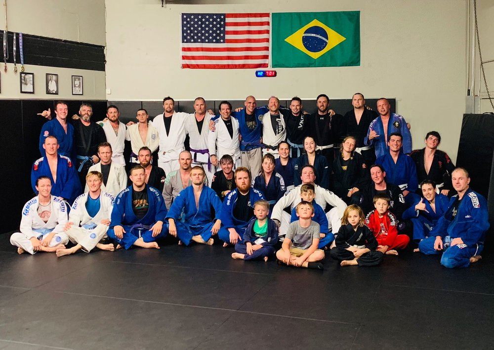 Gold Country Jiu Jitsu: 10101 Streeter Rd, Auburn, CA